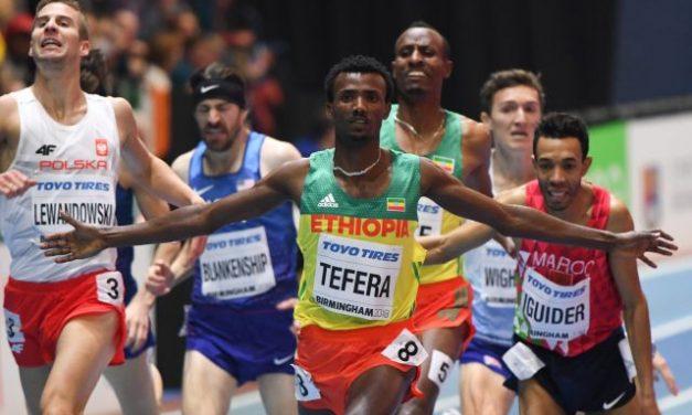 Le recordman du monde Tefera présent à la 5ème édition !